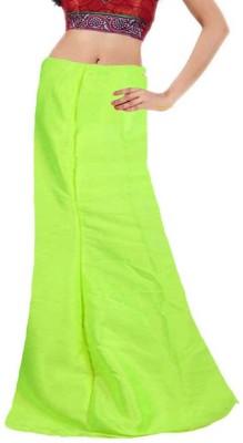 Javuli ja1-in-lightgreen Cotton Petticoat