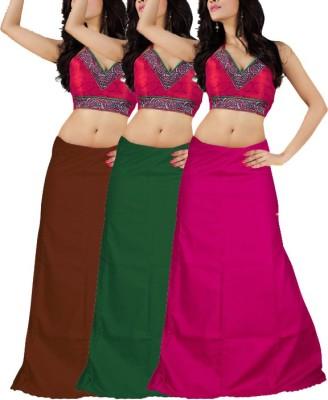 Aruna Fashions POPLIN4002 Poplin Petticoat(Large)