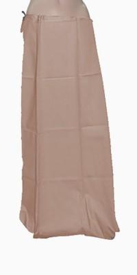 Swaroopa Deluxe cream-277 Poplin Petticoat