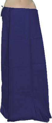 Swaroopa Deluxe darkBlue-249 Poplin Petticoat