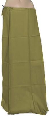 Swaroopa Deluxe OliveGreen-220 Poplin Petticoat