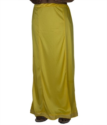 MSM mmYellow471XL Stretchable Lycra Petticoat