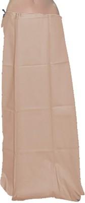 Swaroopa Deluxe Cream-281 Poplin Petticoat