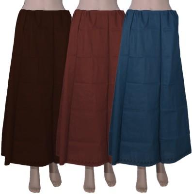 Sreetex PETTICOAT-100 100% Cotton Petticoat
