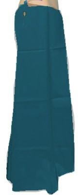 Swaroopa Deluxe DarkCyan-304 Poplin Petticoat