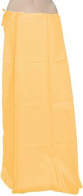 Swaroopa Deluxe khakiYellow-153 Poplin Petticoat(XXL)