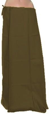 Swaroopa Deluxe OliveGreen-120 Poplin Petticoat