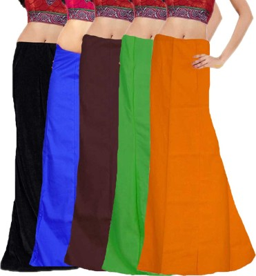 Javuli ja1-in-com5-black-blue-brown-green-mango.png Cotton Petticoat