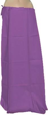 Swaroopa Deluxe DarkPlumViolet-115 Poplin Petticoat