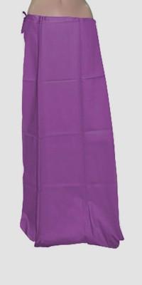 Swaroopa Deluxe Purple-216 Poplin Petticoat