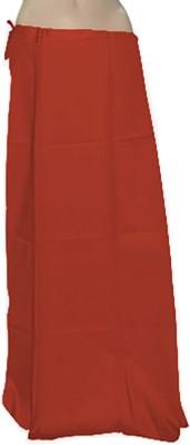 Swaroopa Deluxe LightRed-38 Poplin Petticoat