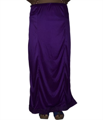 MSM mmPurple472XL Stretchable Lycra Petticoat