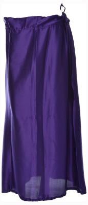 MSM mmpurplesatinpetL Satin Petticoat(Large)