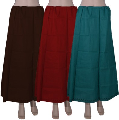 Sreetex PETTICOAT-107 100% Cotton Petticoat