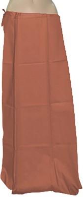 Swaroopa Deluxe SiennaBrown-207 Poplin Petticoat
