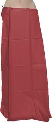 Swaroopa Deluxe Maroon-311 Poplin Petticoat