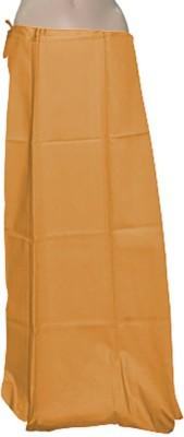 Swaroopa Deluxe SandyYellow-210 Poplin Petticoat