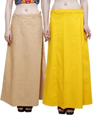 JUST CLIKK JCPT208 Cotton Petticoat(XXL)