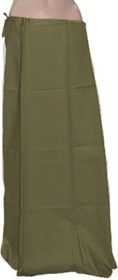 Swaroopa Deluxe DarkOliveGreen-219 Poplin Petticoat
