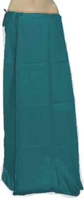 Swaroopa Deluxe SeaGreen-258 Poplin Petticoat