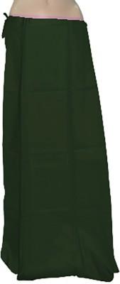 Swaroopa Deluxe GrayGreen-6 Poplin Petticoat