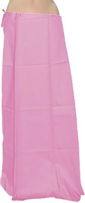 Swaroopa Deluxe NormalPink-15 Poplin Petticoat