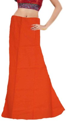 Javuli ja1-in-orange Cotton Petticoat