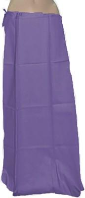 Swaroopa Deluxe MediumPurple-78 Poplin Petticoat