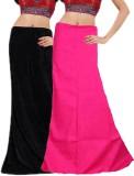 Javuli in-black-pink Cotton Petticoat (X...