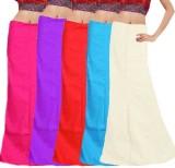 Rlook Cotton Petticoat Pink-Purple-Red-B...