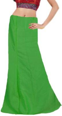Javuli ja1-in-green Cotton Petticoat