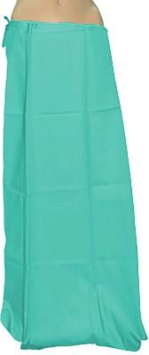 Swaroopa Deluxe TurquoiseBlue-99 Poplin Petticoat