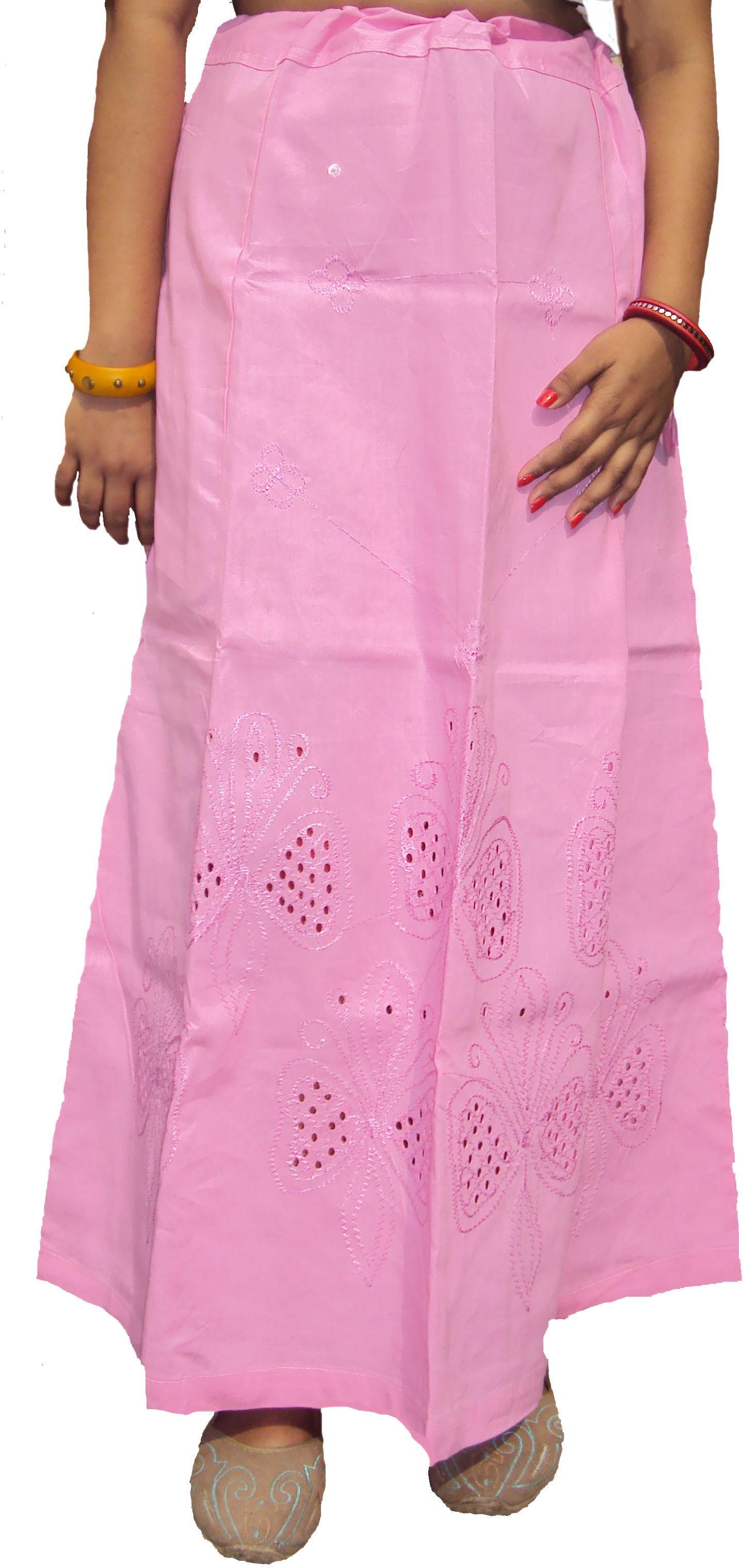 Hand Art Hath0346 Cotton Petticoat(XXL)