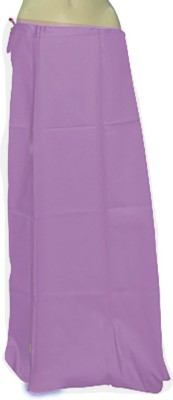 Swaroopa Deluxe LightViolet-73 Poplin Petticoat