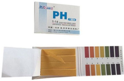 Divinext 1-14 New Universal 160 Full Range Ph Test Strip