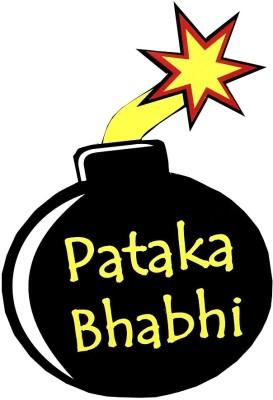 Fancy Steps Patka Bhabhi Photo Booth Board