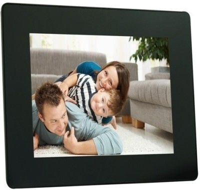 Merlin 1582 8 inch  Photo Frame(Black)