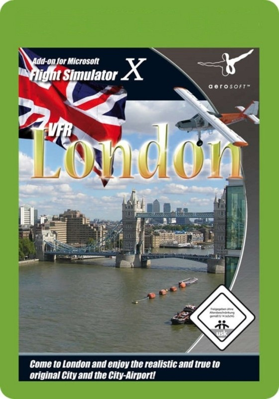 VFR London(Game and Expansion Pack for PC)