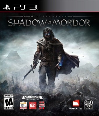 Middle-Earth: Shadow of Mordor Steel book Edition