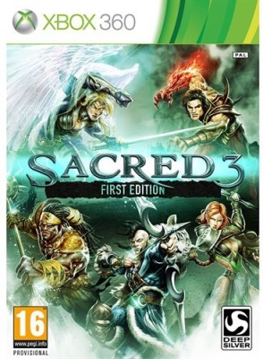 Sacred 3 - First Edition (Xbox 360 Edition)