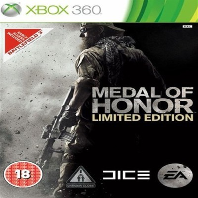 Medal of Honor: Limited Ed (Xbox 360 Edition)