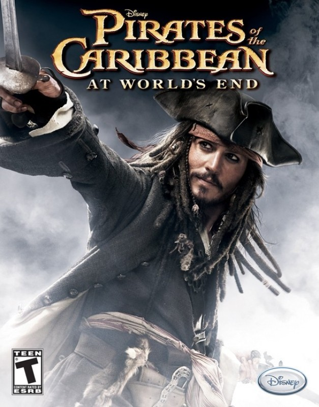Pirates of the Caribbean : At World's End(for PS3)