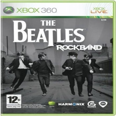Rock Band: The Beatles (Solus) (Xbox 360 Edition)