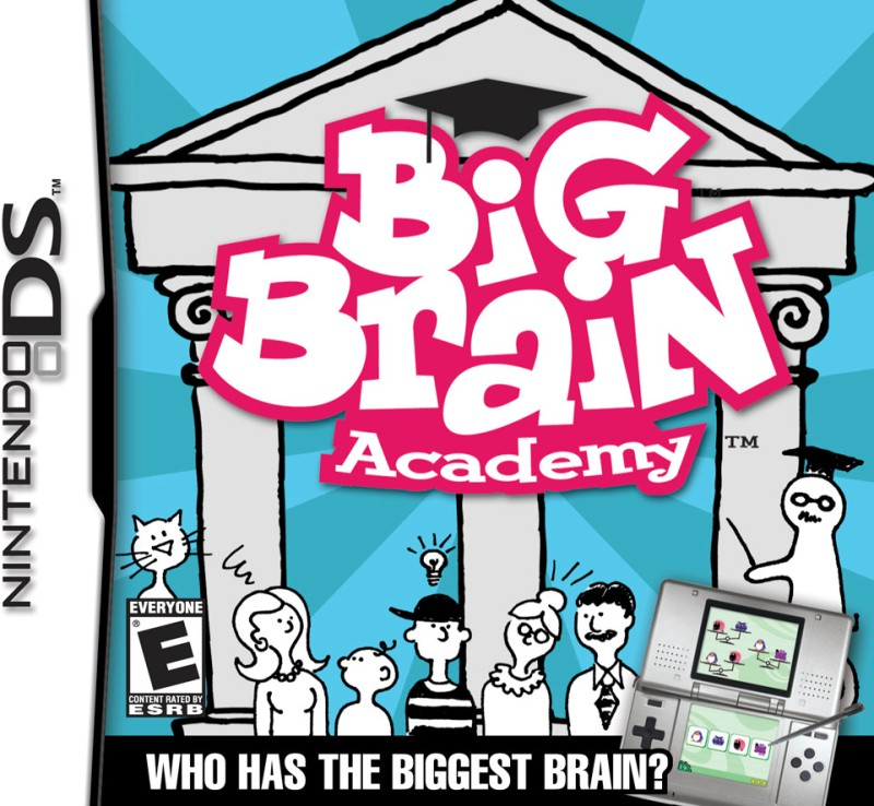 Big Brain Academy(for DS)