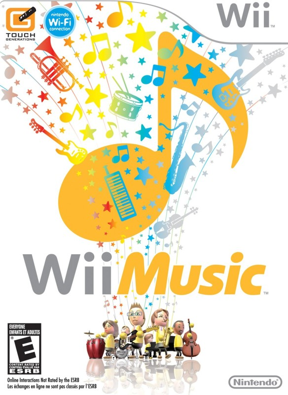 Wii Music(for Wii)