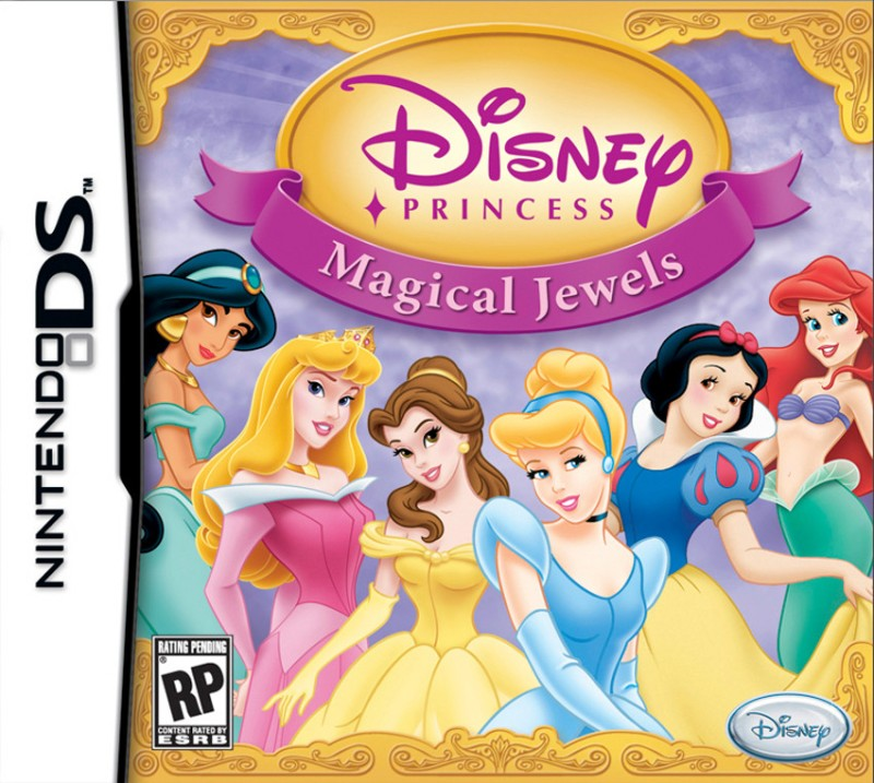 Disney Princess : Magical Jewels(for DS)