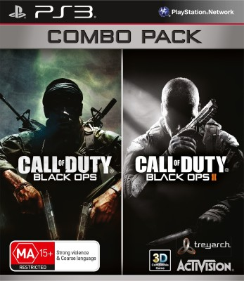 Call of Duty: Black Ops / Call of Duty: Black Ops II