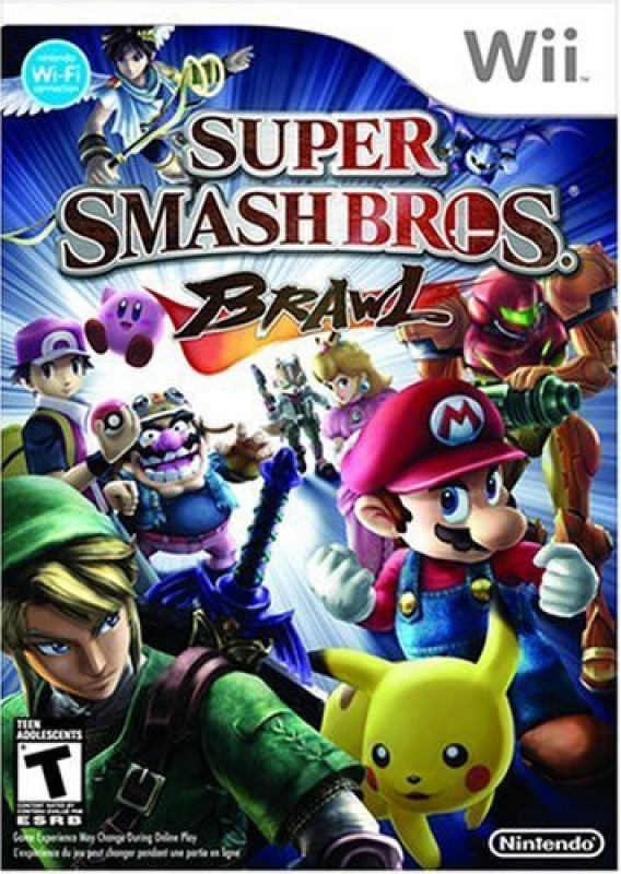 Super Smash Bros.Brawl(for Wii)