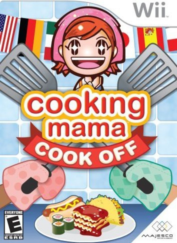 Cooking Mama : Cook Off(for Wii)
