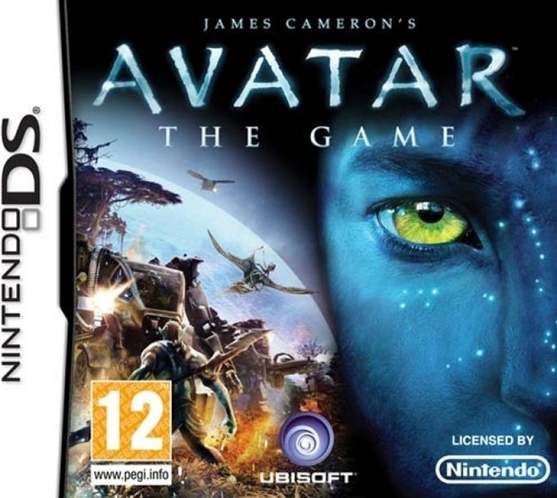 James Cameron's Avatar : The Game(for DS)